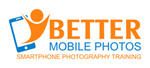 Better Mobile Photos Logo - Mobile photography made easy