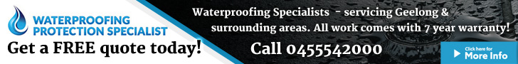 Roof waterproofing specialists Geelong